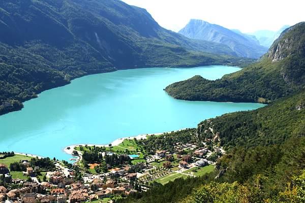 Lago di Molveno  Idea Weekend