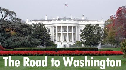 road to Washington