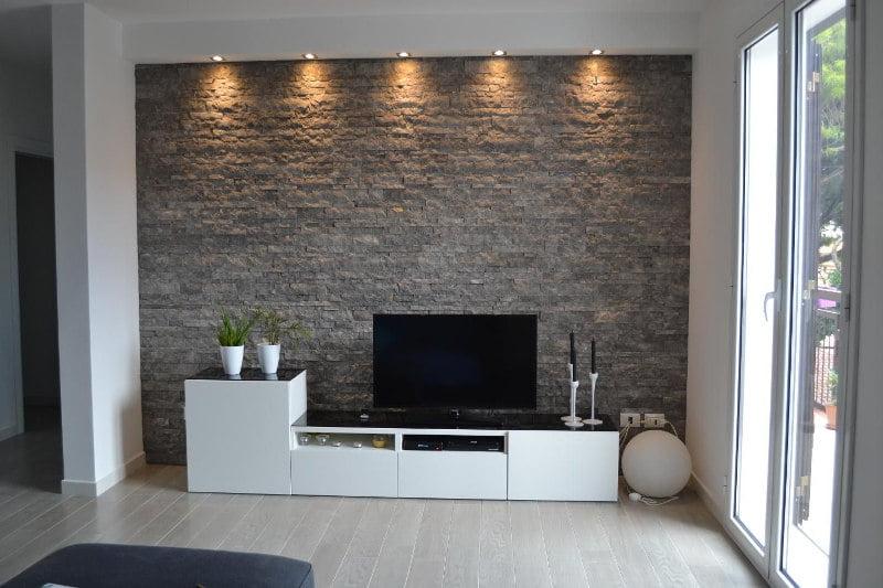 In particolare, dopo avervi mostrato diverse idee per rivestimenti in legno per interni, andremo a presentarvi ben 40 modelli di rivestimenti per pareti del soggiorno capaci. Pareti In Pietra Il Meglio Per Una Decorazione Solida E Duratura Idee Arredamento