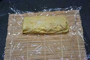 omelette sur le makisu