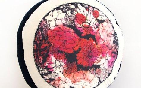 pernuta decorativa flori