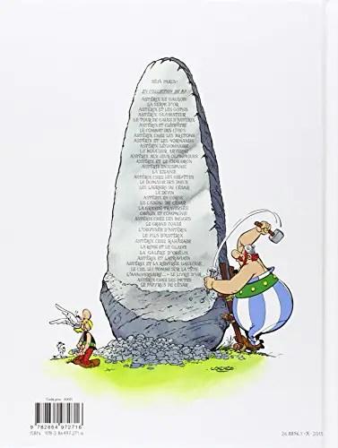 Astrix Le Papyrus De Csar Ide Cadeau Qubec