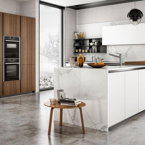 Molto Idee Cucine Moderne UB32  Pineglen