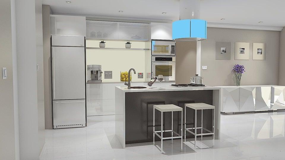 Stufi della cucina troppo piccola e del soggiorno che è una stanza isolata, grande e poco sfruttata, molte persone ricorrono alla soluzione degli ambienti unici. Cucina E Soggiorno Nella Casa Moderna La Nuova Moda E L Open Space