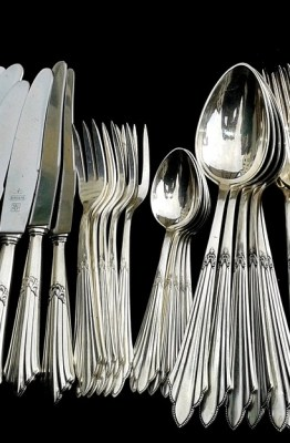come pulire l'argento a casa