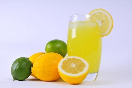 succo di limone per argento