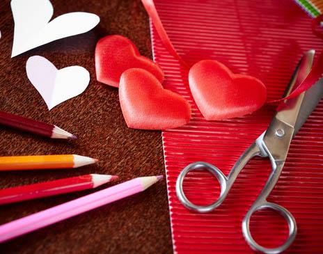 Regali fai da te per festeggiare San Valentino