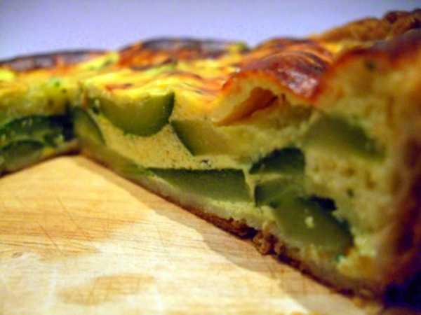 Torta di verdure con sfoglia rustica  Idee Green