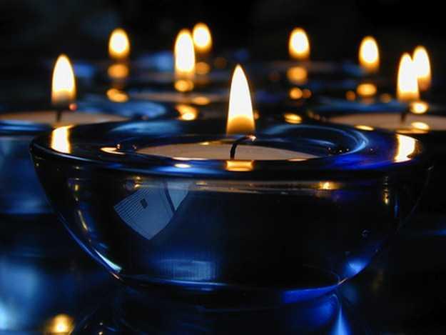 Risultati immagini per ambiente con candele