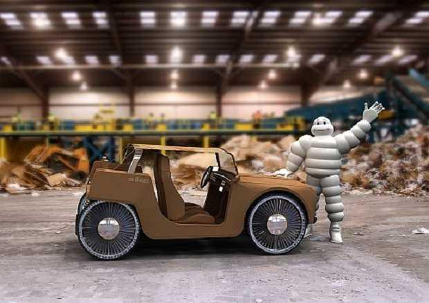 CarDBoard dal cartone riciclato  Idee Green