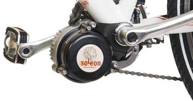Kit per il retrofit elettrico della bici  Idee Green
