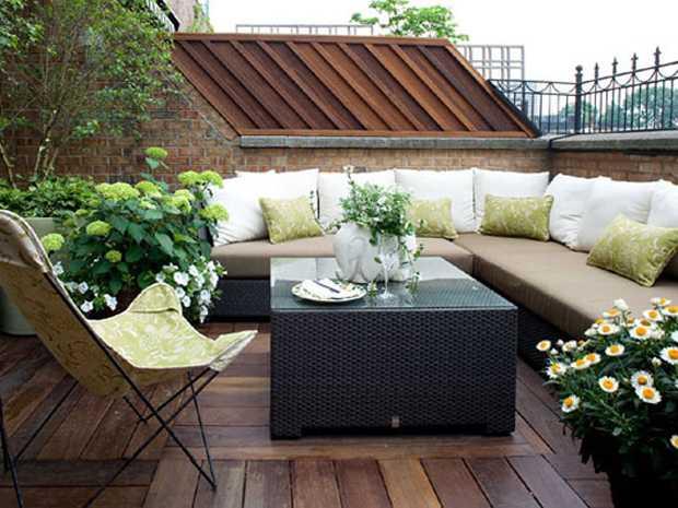 Come arredare un terrazzo  Idee Green