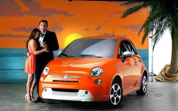 Fiat 500 Elettrica prezzi e allestimenti  Idee Green