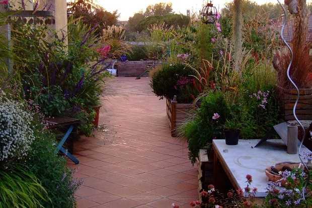 Come progettare un giardino in terrazza  Idee Green
