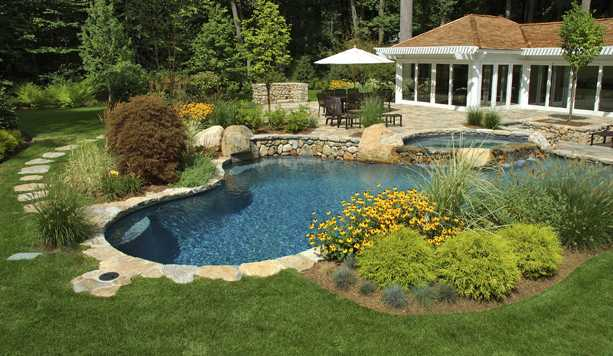 Idee per decorare giardino dal laghetto al tetto verde  Idee Green