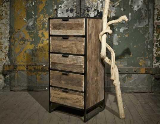 Come restaurare mobili con componenti in ferro  Idee Green