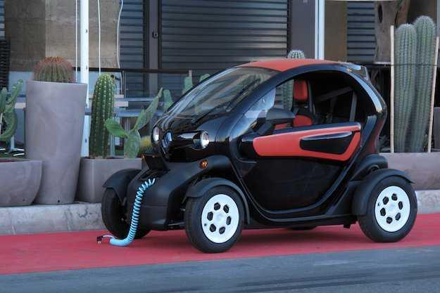 Renault Twizy costo e versioni  Idee Green