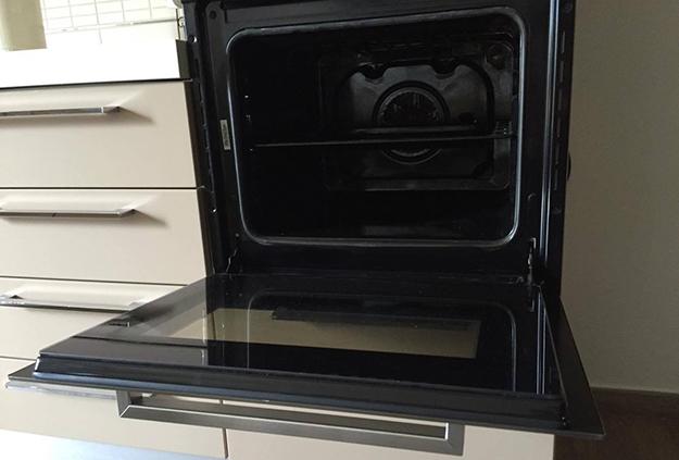 Come pulire il vetro del forno  Idee Green
