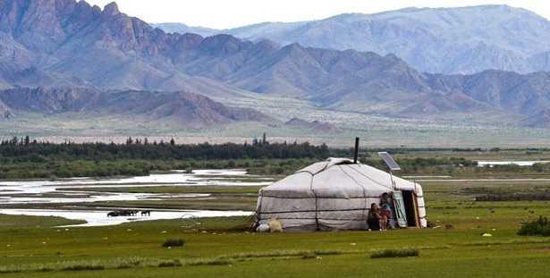 Yurta la casa ecologica dei nomadi  Idee Green