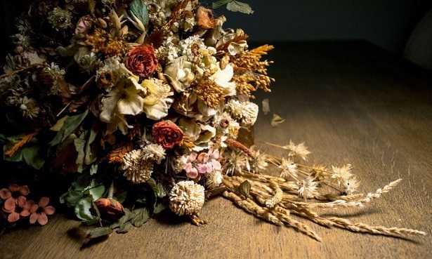 Composizioni fiori secchi fai da te  Idee Green