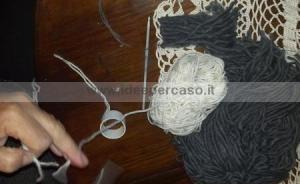 materiali cappelli di lana