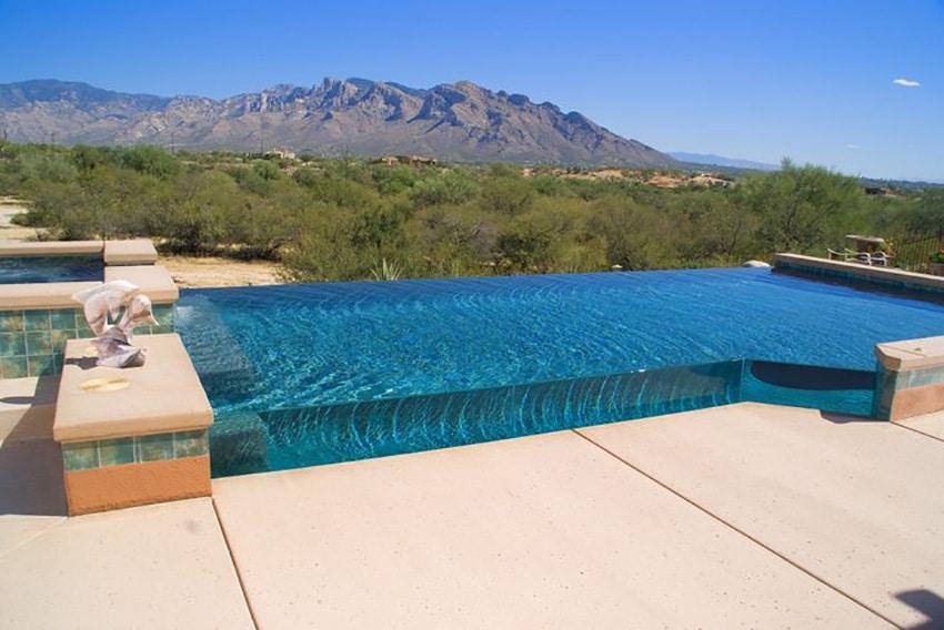 10 belles piscines a parois de verre