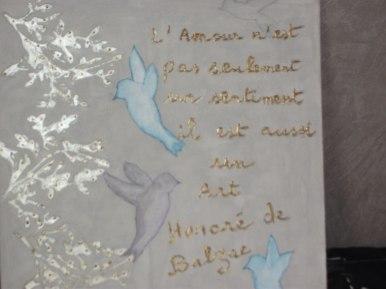 Tableau d'Aline Gantes