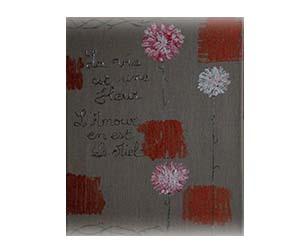 Tableau par Edith Bonnet