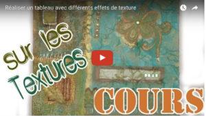Cours Gratuits tableaux-textures