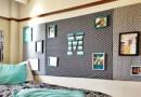 9 idées pour décorer un mur