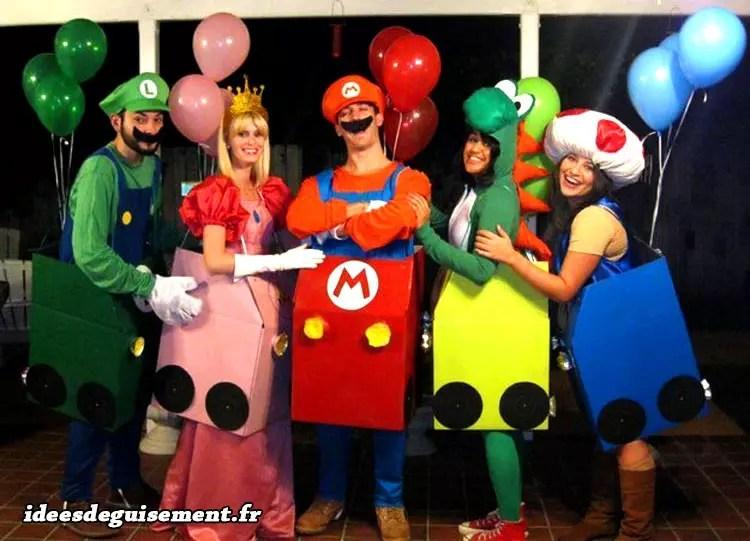 costumes pour adultes