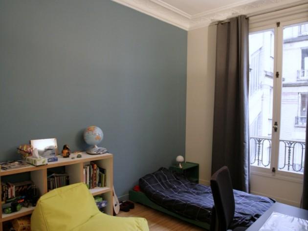 Rnovation classique  Ouest Home  Chambre dtudiant  Idesmaisoncom