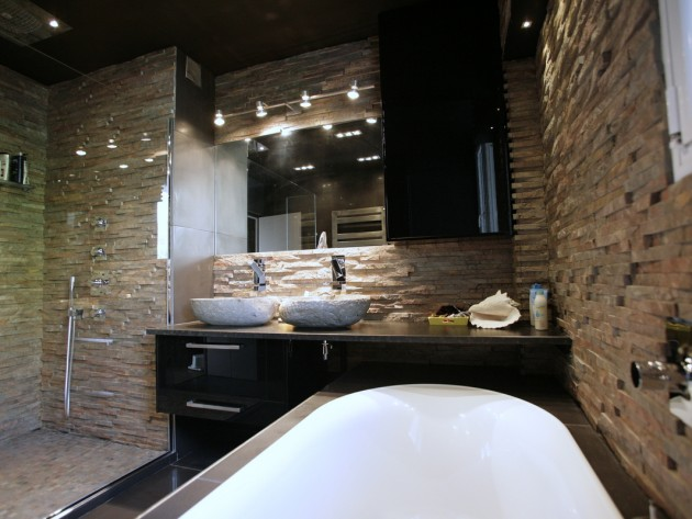 Amnagement complet duplex  Ouest Home  Salle de bain