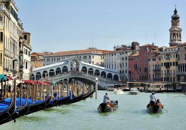 Canal Grande, una delle cose da fare e vedere a Venezia