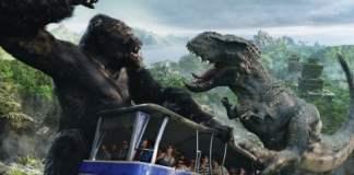 King Kong 360 3-D - Universal Studios Hollywood