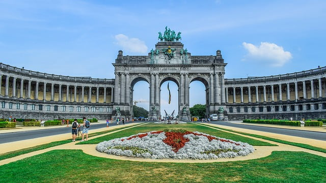 dove-dormire-bruxelles-quartiere-europeo-parco-cinquantenario
