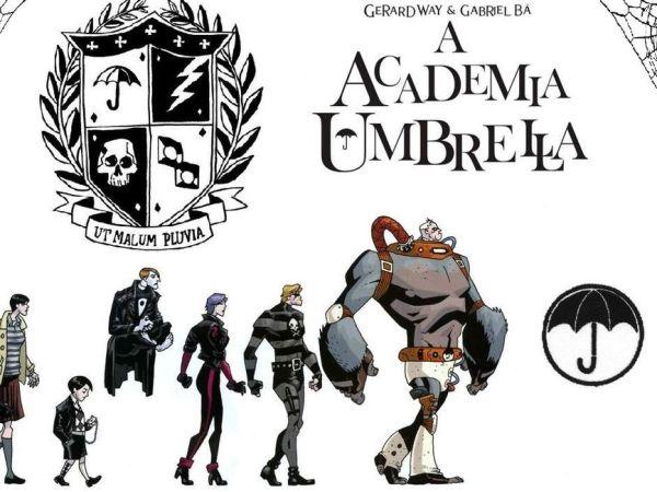 O que nóis acha de Umbrella Academy