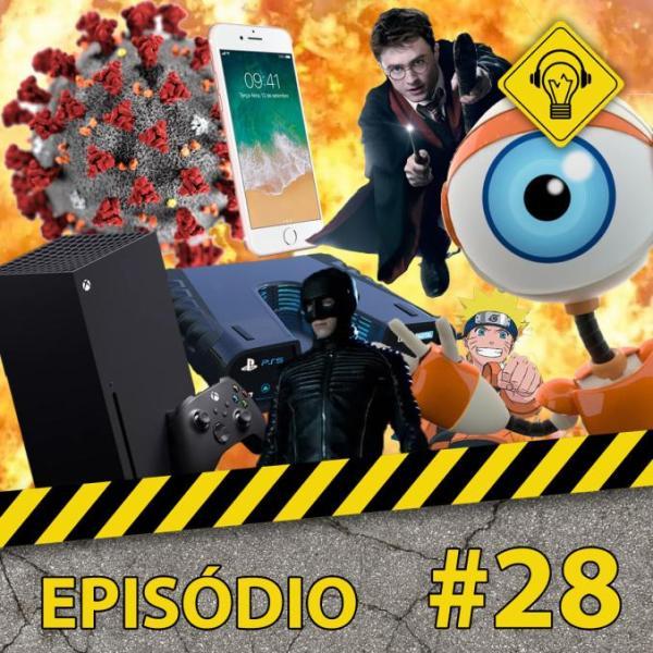Ideia Errada #28: Corona Vírus Harry Potter e BBB