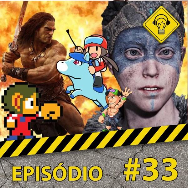 Ideia Errada #33: Jogos Subestimados