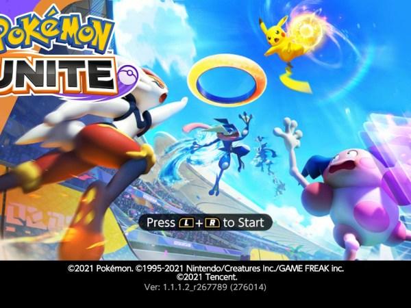 Review de Joguinho: Pokémon Unite