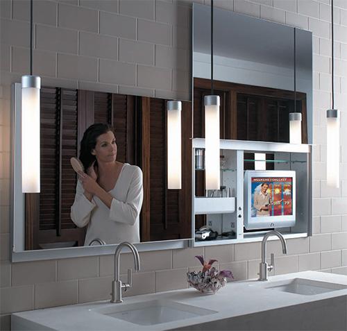 Confira Modernos Armrios com Espelhos para Banheiro