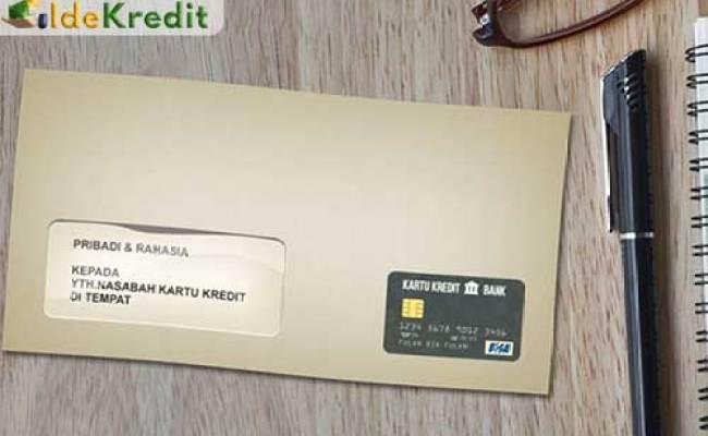 Cara Aktivasi Dan Buat Pin Kartu Kredit Bank Mega Via Sms Penablog Dubai Khalifa