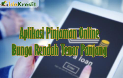 Review fintech aplikasi pinjaman online bunga rendah tenor panjang 2021 yang terdaftar resmi di ojk. 12 Aplikasi Pinjaman Online Bunga Rendah Tenor Panjang 2021