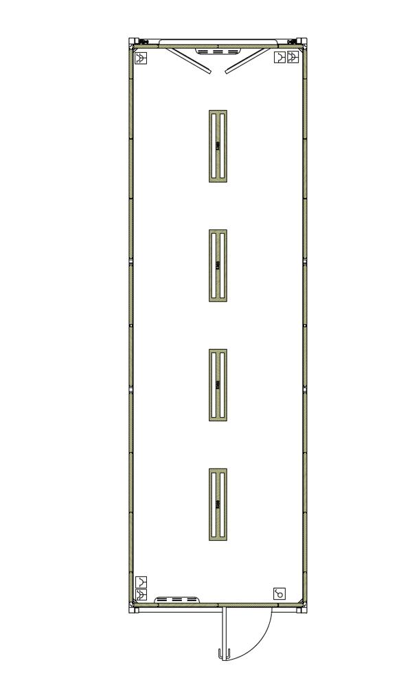 Modulair unit: ME-903-A-WS