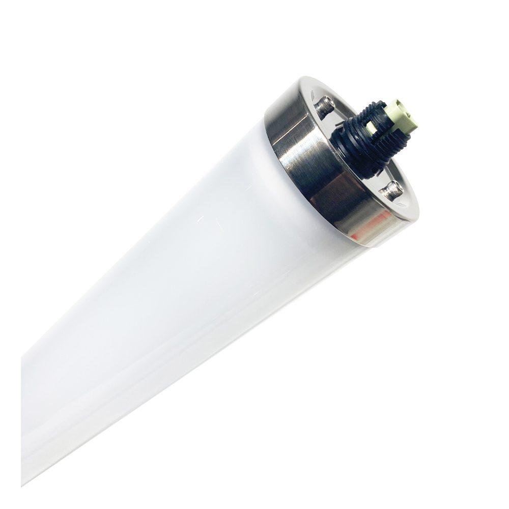 MOSCOU - Tubulaire LED traversant