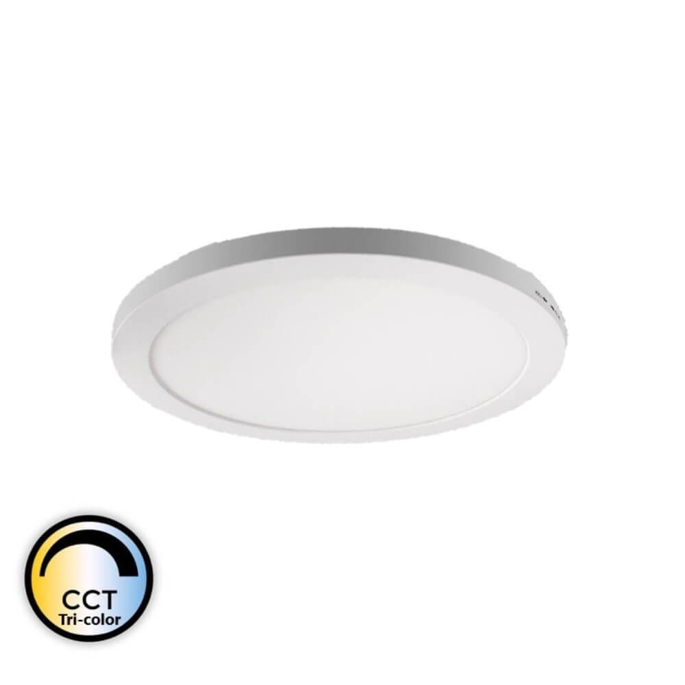 TORINO – Plafonnier LED Ajustable Encastré et Saillie