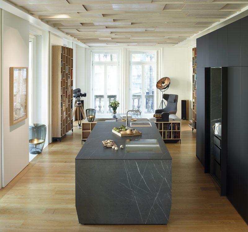 Dormitorio Y Cocina Juntos Beautiful Excelente Y Amplio