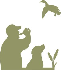Duck Call Wall Decal