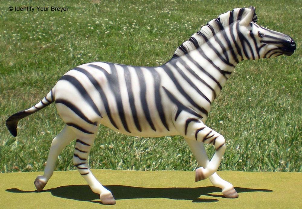 Identify Your Breyer Zebra