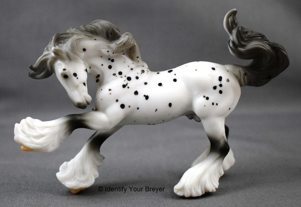 Identify Your Breyer Gypsy Vanner Stablemates